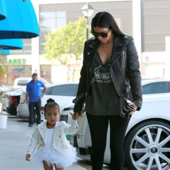 Kim-Kardashian-North-West-Going-Dance-Class