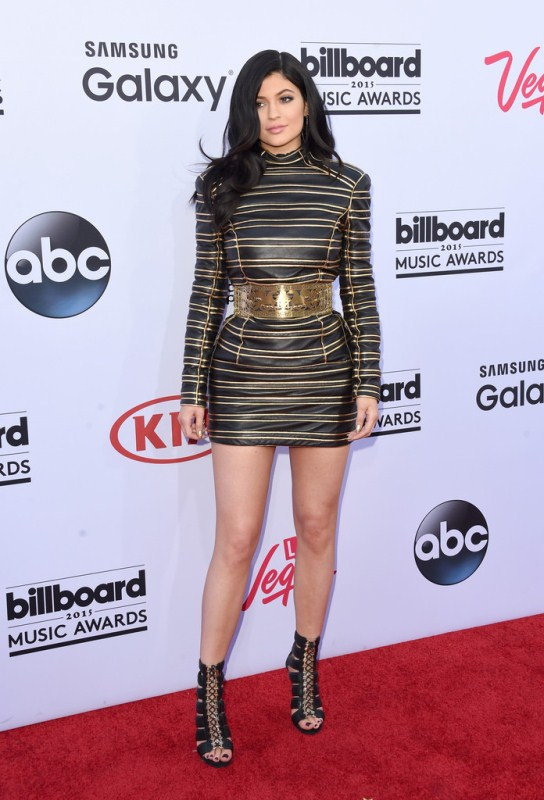 Kylie-Jenner-2015-Billboard-Music-Awards-Arrivals-balmain