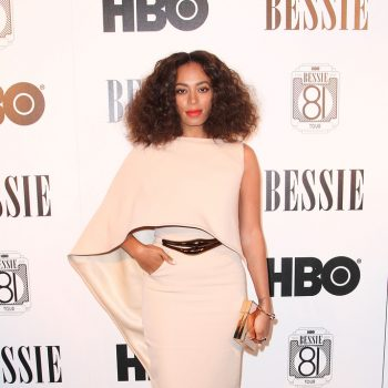 Solange-Knowles-stayed-capen-and-slayn-at-the-Bessie-81-Tour-in-a-caped-dress-and-Tamara-Mellon-sandals.-Hot (1)
