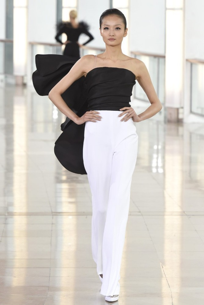 Solange Knowles In Stéphane Rolland Couture