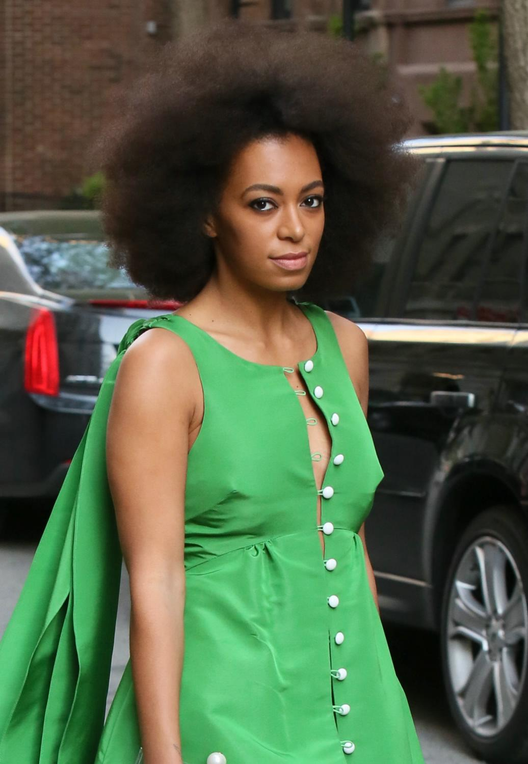 Solange-Knowles-in-Rosie-Assoulin-at-the-2015-Pioneer-Works-2nd-Annual-Village-Fete