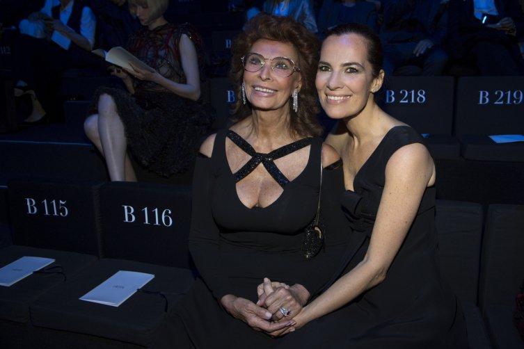 Sophia-Loren-and-Roberta-Armani