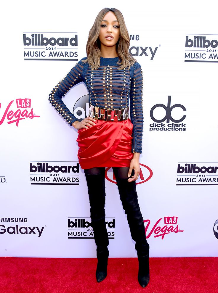 Jourdan- Dunn-balmain-billboard-music-awards