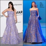 Aishwarya Rai In Elie Saab Couture  at 2015 amfAR Cinema Against AIDS Gala