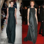 Alba Rohrwacher In Valentino Couture  at 'Il Racconto Dei Racconti' ('Tale of Tales') Cannes Film Festival Premiere