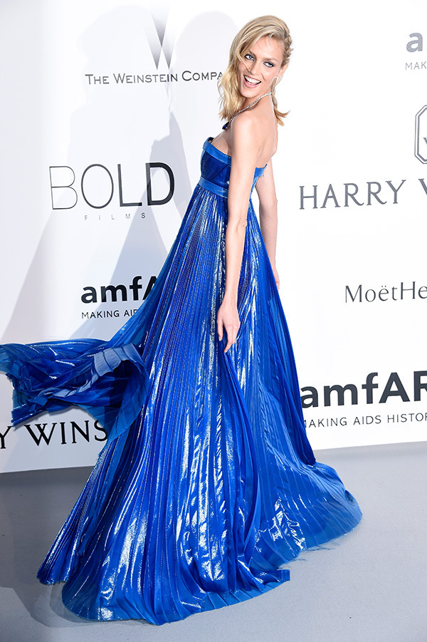 anja-rubik- 2015-amfar-cinema-against-aids-gala