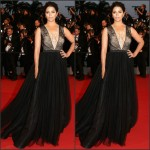 Camila Alves In Gabriela Cadena  at  'The Sea Of Trees' Cannes Film Festival Premiere