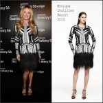 Cat Deeley In Monique Lhuillier  at  Samsung Celebrates the Opening Of The Samsung Studio LA