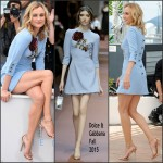 Diane Kruger In Dolce & Gabbana – 'Disorder' Cannes Film Festival Photocall