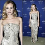 Diane Kruger In Jason Wu  at  Martell Cognac Celebrates Its 300th Anniversary