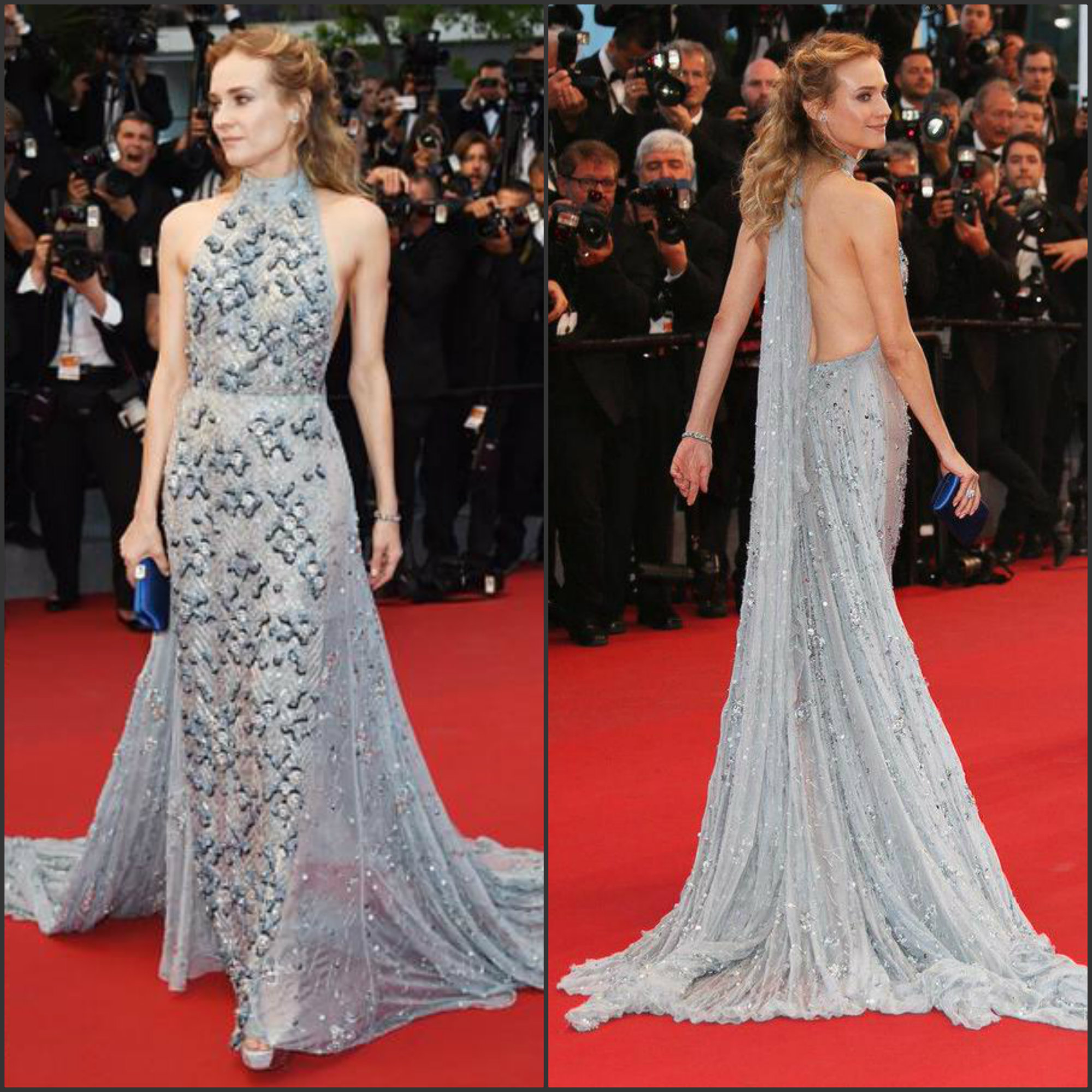 Diane Kruger In Prada at  Maryland  Cannes Film Festival Premiere ... 6d6ade5a5d0