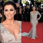 Eva Longoria In Gabriela Cadena at  'Inside Out' Cannes Film Festival Premiere