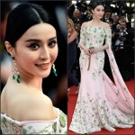 """Fan Bingbing in Ralph & Russo Couture at the """"Standing Tall"""" 68th Cannes Film Festival Premiere & Opening Ceremony"""