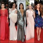 Georges Hobeika gowns at   2015 Cannes Film Festival