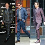 James Marsden In Dolce & Gabbana & Etro  at The Tonight Show Starring Jimmy Fallon & 'The D Train' New York Premiere