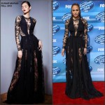 Jennifer Lopez in Zuhair Murad on the 'American Idol' Season 14 Grand Finale Show