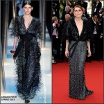 "Julianne Moore in Armani Prive at the ""Standing Tall"" 68th Cannes Film Festival Premiere & Opening Ceremony"