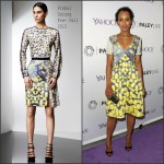 Kerry Washington In Prabal Gurung  at The Paley Center For Media Presents An Evening With The Cast Of 'Scandal'