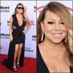 Mariah Carey In Tom Ford  at 2015 Billboard Music Awards