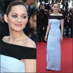 Marion Cotillard In Christian Dior Couture  at 'Little Prince' ('Le Petit Prince') Cannes Film Festival Premiere