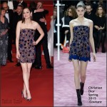 "Marion Cotillard in Christian Dior Couture – ""Macbeth""  Cannes Film Festival  Premiere"