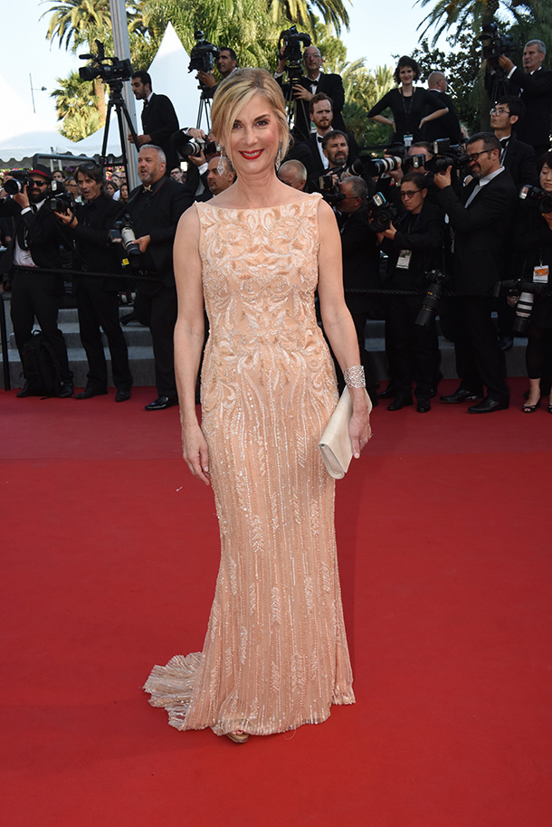 michele- laroque-Georges-Hobeika-stunned-in-Cannes-Festival