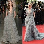 Naomi Watts In Elie Saab Couture  at 'La Tete Haute' Cannes Film Festival Premiere & Opening Ceremony