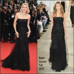 Naomi Watts In Ralph Lauren at 'Mad Max: Fury Road' Cannes Film Festival Premiere