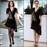 Natalie Portman In Rodarte at  'A Tale Of Love And Darkness' Cannes Film Festival Photocall