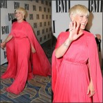 Pink In Valentino  at the  63rd Annual BMI Pop Awards