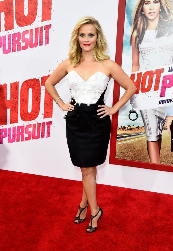 Reese Witherspoon in Prabal Gurung at the 'Hot Pursuit' LA Premiere