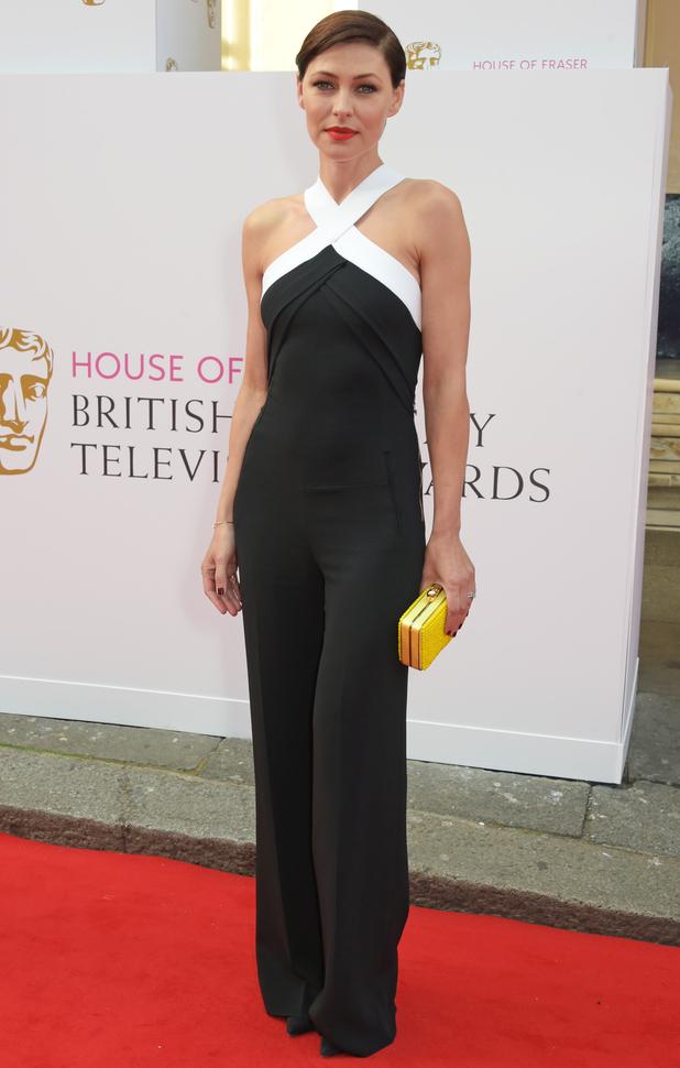 Emma -Willis--BAFTA-Awards-2015-