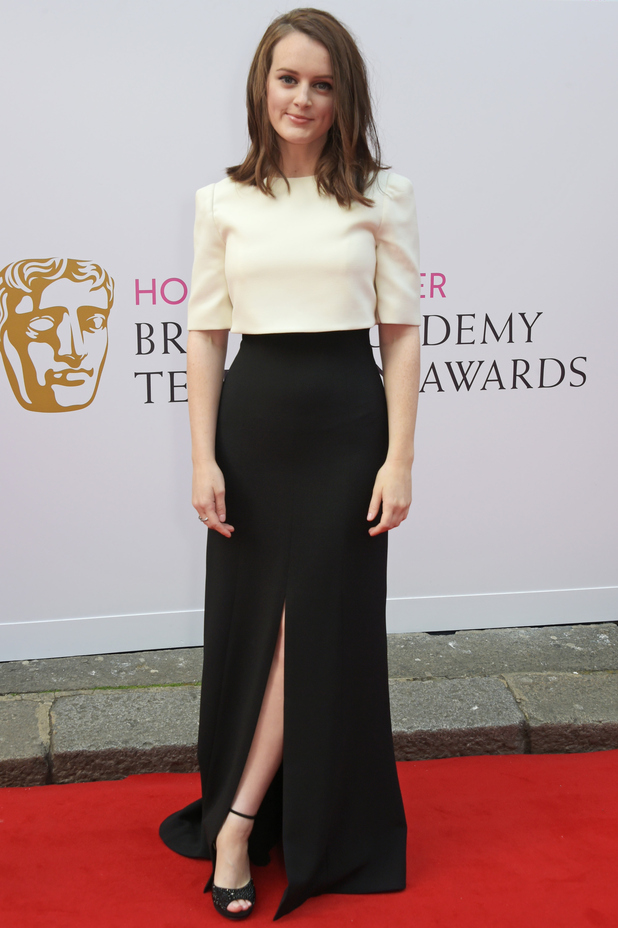 Sophie- McShera-BAFTA-Awards-2015-
