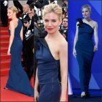 Sienna Miller In Lanvin  at  'La Tete Haute' Cannes Film Festival Premiere & Opening Ceremony