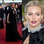 Sienna Miller In Sonia Rykiel  at  'Carol' Cannes Film Festival Premiere