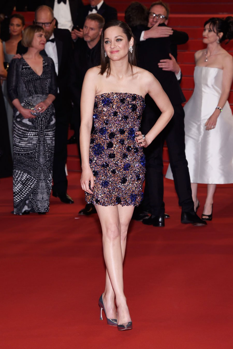 Marion -Cotillard - the Macbeth- Premiere -during -the- 68th- annual -Cannes- Film- Festival