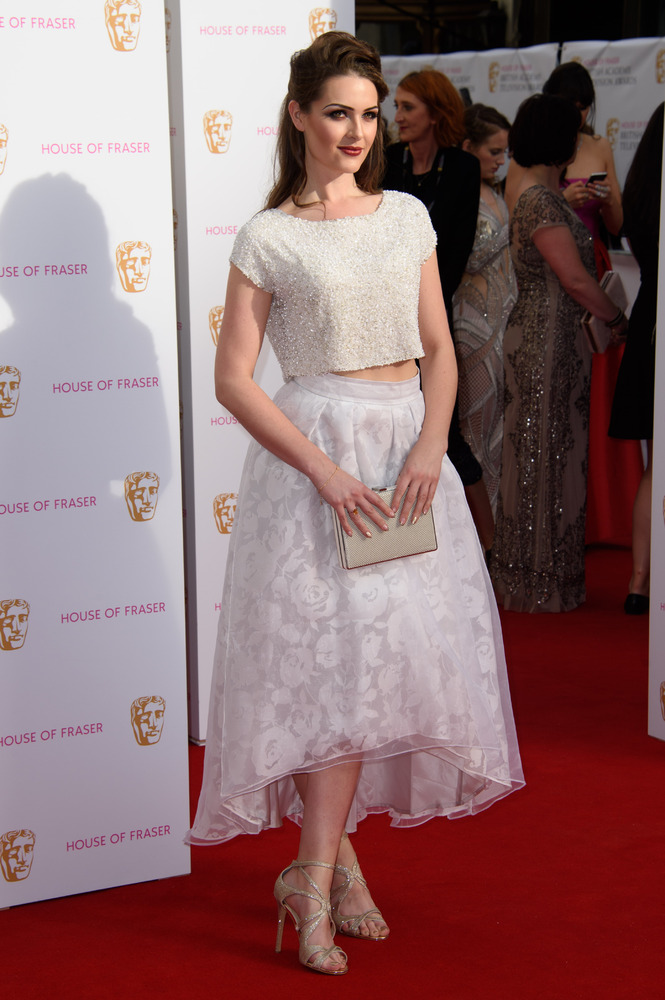 Anna- Passey -in -Ono- Uno--bafta-tv-awards-2015