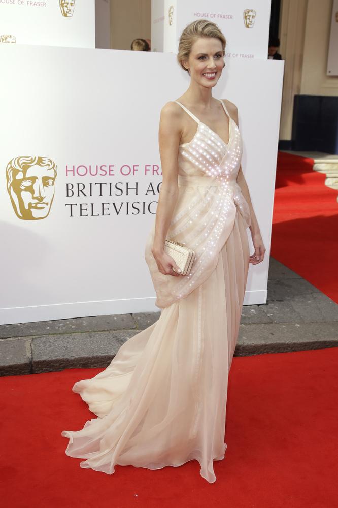 Donna- Air -in -House- of -Fraser-bafta-tv-awards-2015
