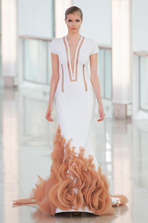Stéphane Rolland's Spring 2015 Couture