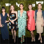 The 2015 Women In Film Max Mara Face Of The Future Event Celebrating Kate Mara