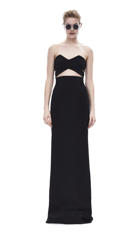 Chanel-Imans-Spike-TV-Guys-Choice-Awards-Solace-London-Strapless-Cut-Out-Dress