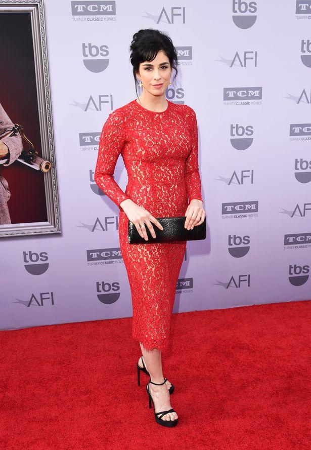 Sarah- Silverman- 2015 -AFI -Life -Achievement