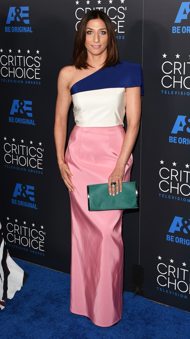 Chelsea-Peretti-Critics-Choice-TV-Awards-2015