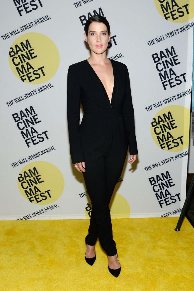 Cobie-Smulders--Unexpected-NY-Premiere-