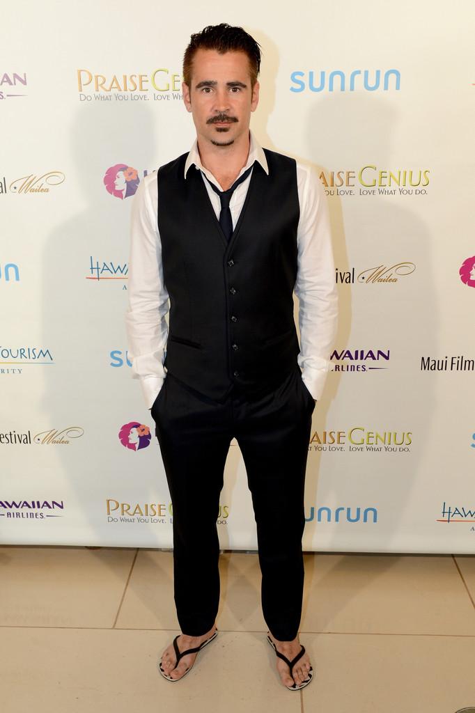 Colin-Farrell-Dolce -Gabbana.-2015-Maui-Film-Festival-