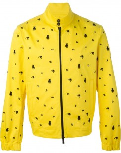Dsquared2-yellow-all-over-embroidered-jacket-