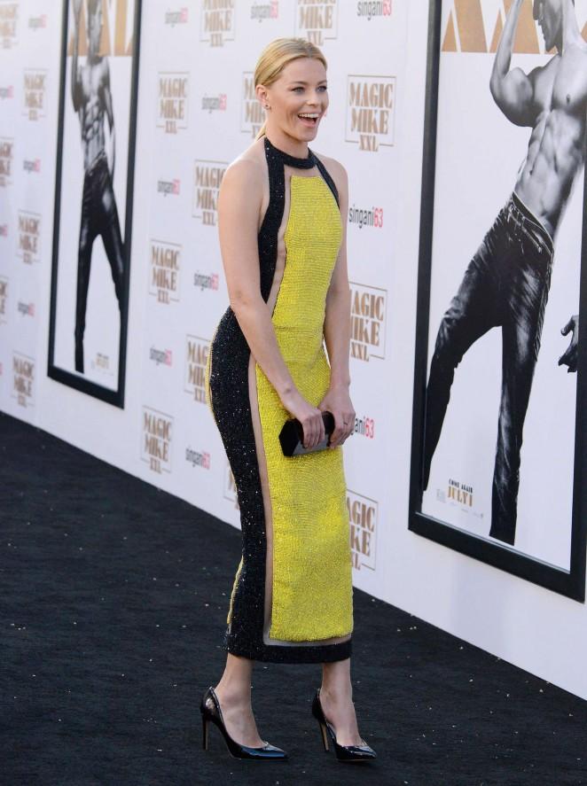 Jada Pinkett-Smith In Ermanno Scervino at 'Magic Mike XXL' LA Premiere