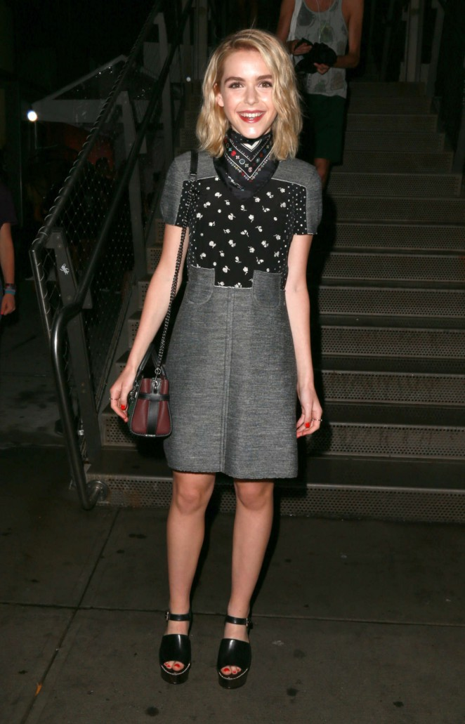 Kiernan-Shipka--2015-Coach-and-Friends-of-the-High-Line-Summer-Party--