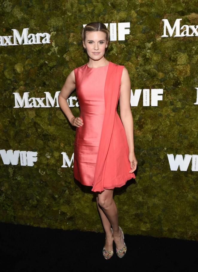 Maggie-Grace--Max-Mara-Women-In-Film-Face-Of-The-Future-Award-Event-2015--