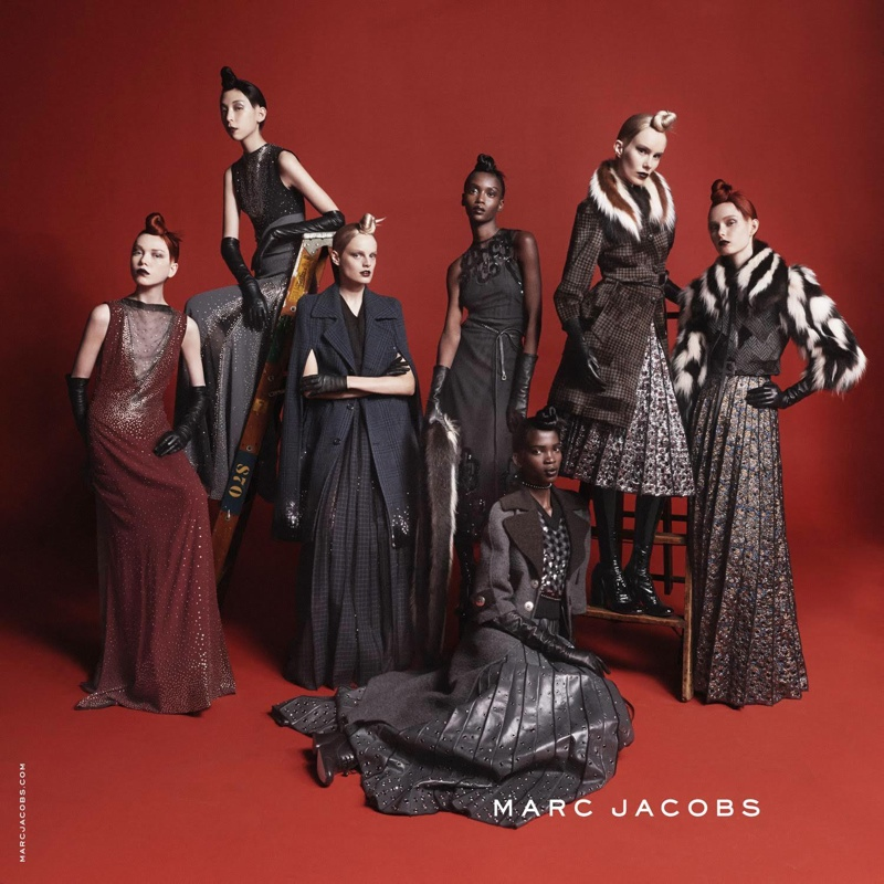 Marc Jacobs Fall 2015 Campaign Fashion Sizzle